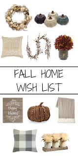 Small Picture Mini Home Tour and Fall Home Wish List Casual Claire