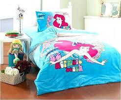 mermaid twin sheet set little mermaid twin sheet set sheets bedding little mermaid twin bed set