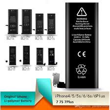 iphone 6 battery size 2018 new original high quality phone battery li polymer replacement