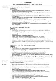 Financial Planning And Analysis Resume Examples VP Financial Planning Resume Samples Velvet Jobs 12
