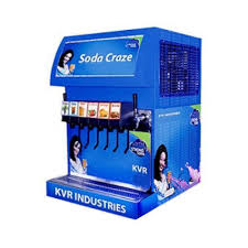 Soda Vending Machine Manufacturers Stunning SODA MAKING MACHINE Mobile No48 By KVR INDUSTRIES Soda