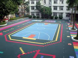 custom outdoor playground flooring fresh on floor plans free patio design 8