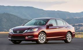 Honda Accord Reviews Honda Accord Price Photos And Specs Car