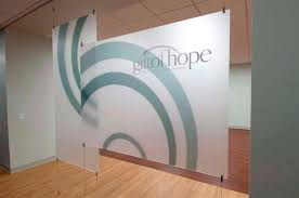 plexiglass walls dividers gift of hope graphic wall display interior plexiglass wall dividers