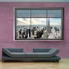 Fototapete New York Fenster Ii Fototapeten