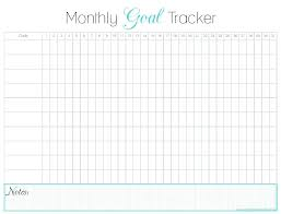 Weight Tracker Charts Printable Daily Tracking Chart Horneburg Info