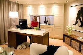 Basement Home Office Design Ideas And Decorating Tips Lighting Your Just  Right