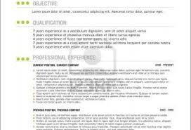 Resume 10 Best Free Professional Resume Templates 2014 With