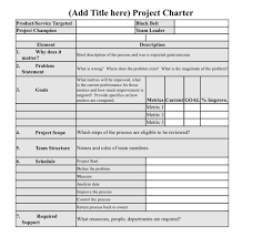 Define Team Leader Add Title Here Project Charter Product Service T Chegg Com