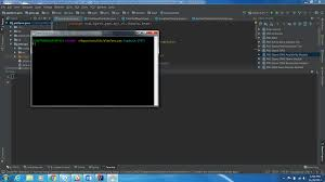 Intelli Idea Opens Git Bash In A Separate Window Than The Ide
