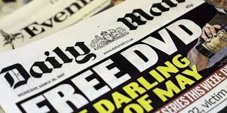 Abcs Uk National Newspapers Continue To Suffer Circulation