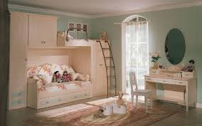 exquisite teenage bedroom furniture design ideas. Exquisite Cream Theme Children Room Decoration Interior Design Ideas Using Brown Pattern Furry Rug And White Floral Sheet Bunk Bed With Wall Mounted Teenage Bedroom Furniture