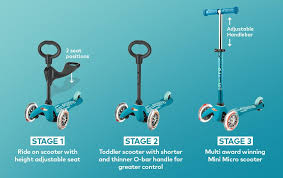 <b>Micro</b> Scooters | Kids <b>3</b> Wheeled Scooters | Halfords