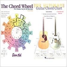 Amazon Com Hal Leonard Sam Ash Chord Wheel The Ultimate