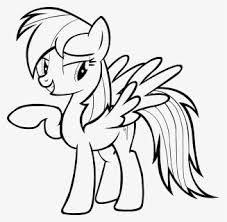 Select from 35450 printable crafts of cartoons, nature, animals, bible and many more. Rainbow Dash Coloring Pages For Kid My Little Pony My Little Pony Coloring Pages Rainbow Dash Hd Png Download Transparent Png Image Pngitem