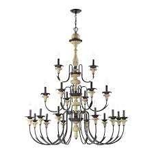magnificent elk lighting chandelier elk lighting point light chandelier in aged cream and oil rubbed bronze