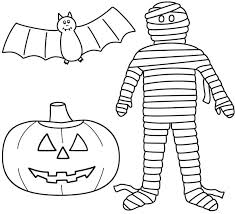 Small Picture Gorgeous Halloween Jack O Lantern Coloring Pages Ideas Coloring