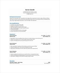 Bartender Resume Templates Best of Bartender Resume Template 24 Free Word PDF Document Downloads