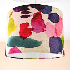 abstract lampshade 30cm diameter