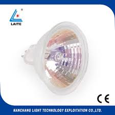 Slide Projector Light Bulbs Us 160 0 13096 Elh 120v300w Mr16 Halogen Lamp Slide Overhead Projector 120v 300w Projection Bulb Free Shipping 10pcs In Lamp Bases From Lights