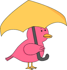 Image result for clipart rainy day umbrella