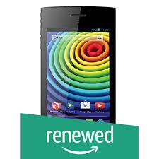 Renewed) Karbonn A16 (Black, 4GB ...