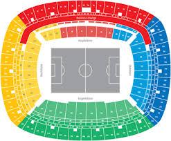 Sap Arena Mannheim Seating Chart Seating Commerzbank Arena Frankfurt Am Main
