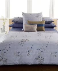 new calvin klein bamboo flowers hyacinth king duvet cover bedding g2909