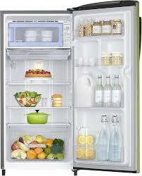 Largest Capacity Refrigerator Samsung 192 L 4 Star Direct Cool Single Door Refrigerator