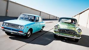 1961 Toyopet Crown Custom And 1967 Toyota Corona 1900 Classic ...