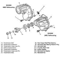 5 speed engine diagram nv4500 internal parts diagram enterprise engine product description