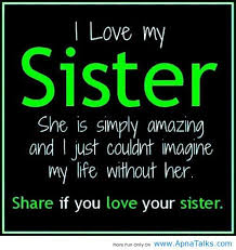 Love Word For Sister Hover Me Mesmerizing Sis Love My Com