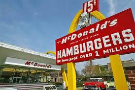 After 50 Years Influence Of Mcdonalds Still Felt