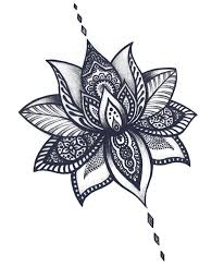 Small Picture Best 25 Flower tattoo designs ideas on Pinterest Forearm flower