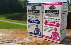 gol drformulated probiotics