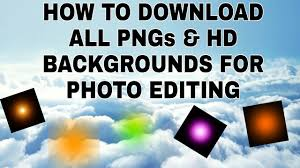 all png hd backgrounds for picsart photo editing tutorial kb edition