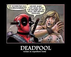 Deadpool Quotes Custom Deadpool Quotes
