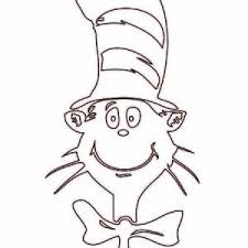 Small Picture Cat In The Hat Coloring Pages To Print Coloring Pages