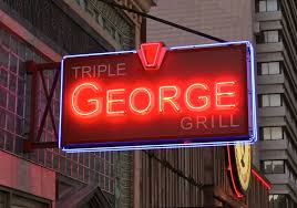 Image result for triple george grill las vegas