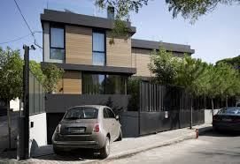 Pictures Modern Exterior House Paint Colors Home Remodeling - Modern exterior home