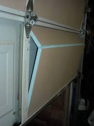 insulating a garage doorDIY Garage Door Insulation  The Garage Journal Board