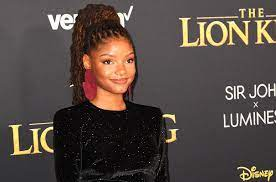 Halle Bailey Shares 1st Photo From 'The ...