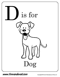Small Picture Letter D Cursive Coloring Page Coloring Page