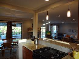 Kitchen Open To Dining Room Kitchen House Plans With No Dining Room Open Kitchen Concepts