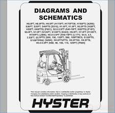 hyster forklift wiring diagram onlineromania info Hyster S120xms Forklift Wiring Diagram hyster forklift diagrams and schematics