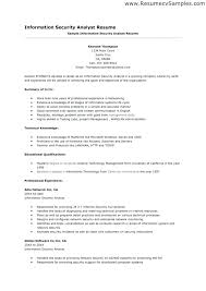 Sample Security Manager Resume Security Manager Resume Sample Resume ...