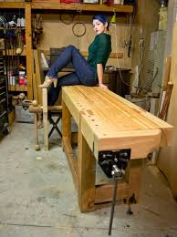 Bench Carpenters Benches Making A Roubo Style Workbench Part Re Roubo Woodworking Bench