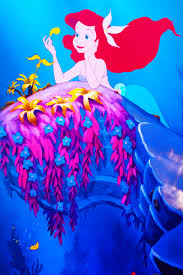 tumblr backgrounds the little mermaid. Brilliant The Phone Backgrounds The Little Mermaid Franchise My Phone 640x960 Intended Tumblr Backgrounds E