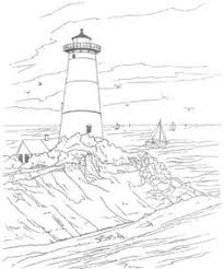 Small Picture Coloring Pages Lighthouse Printable Craft Adult Coloring Pages