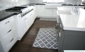 modern kitchen rugs. Cool L Shaped Kitchen Rug Best Charismatic Corner Sink Enthrall Rugs For . Modern